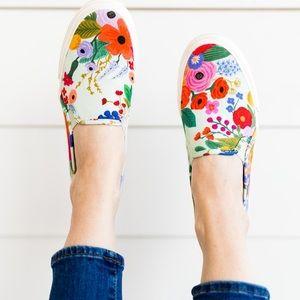 KEDSxRifle Paper Co. Garden Party Slip-On Sneaker